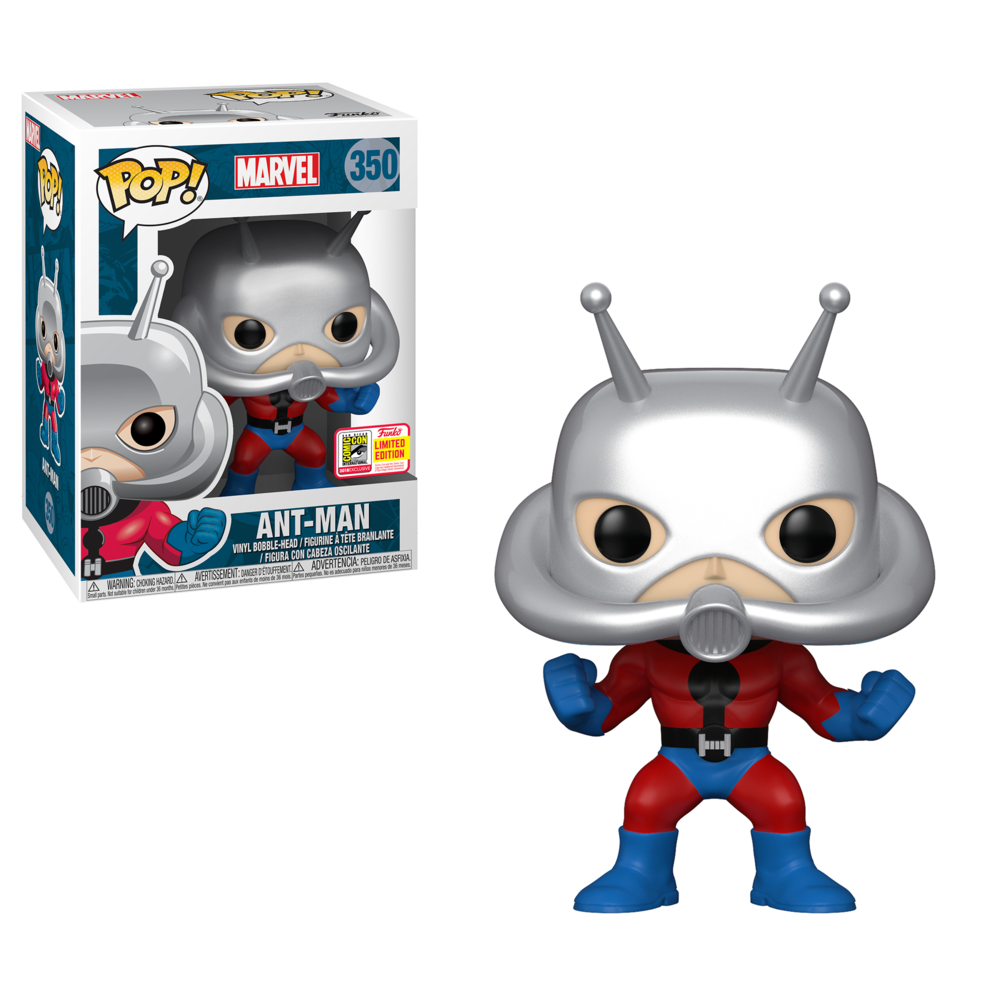 Pop! Marvel: Classic Ant-Man