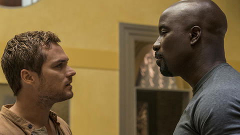 Image for Iron Fist to Appear in 'Marvel's Luke Cage' Season 2