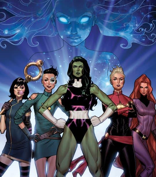 Marvel Teams, Groups, Squads, & Alliances | Marvel