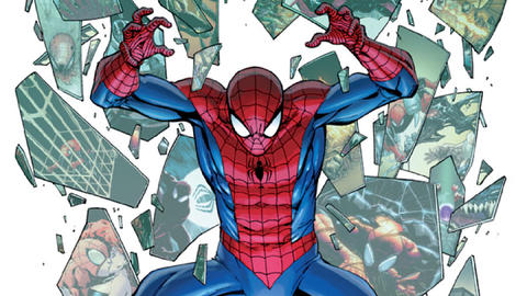 Image for The History of Spider-Man: 2014