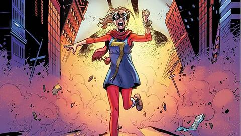 Image for Ms. Marvel: Who Goes There