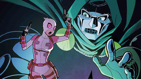 Image for Gwenpool Gets Ready to Face Certain (Doctor) Doom