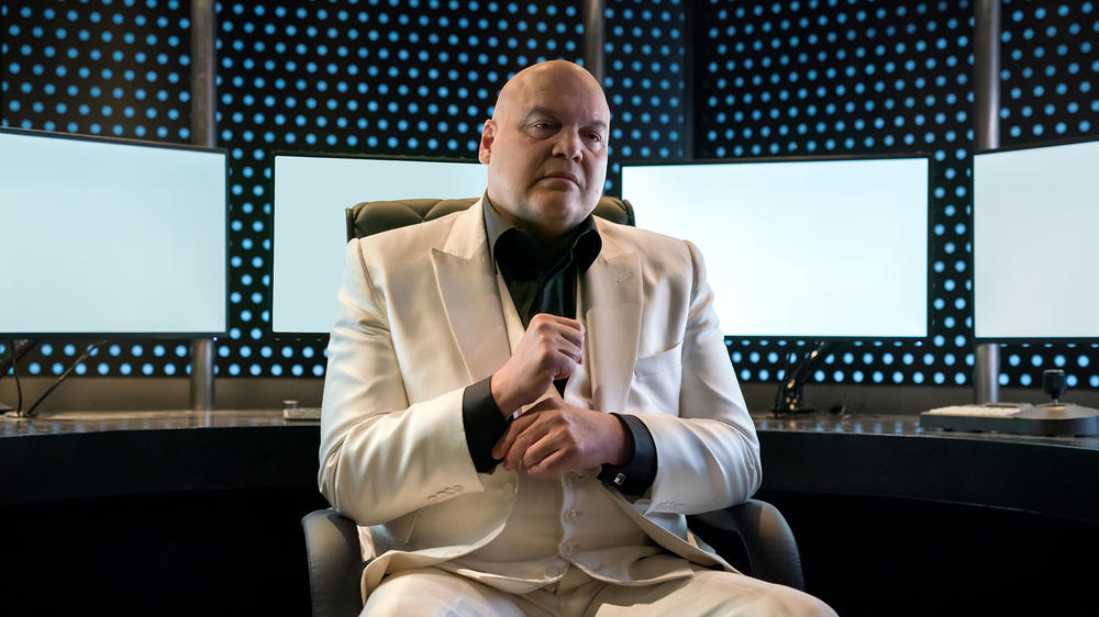 Vincent D'Onofrio as Wilson Fisk in Marvel's Daredevil Season 3