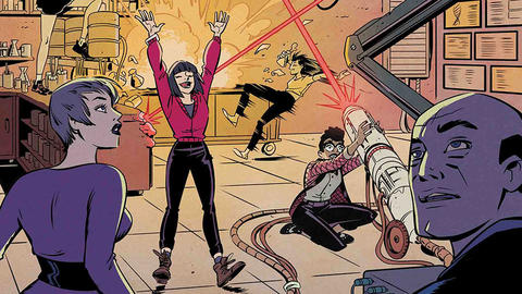 Image for Unstoppable Wasp: A Hero Apart