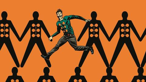 Image for Get the First Look Inside Multiple Man #1