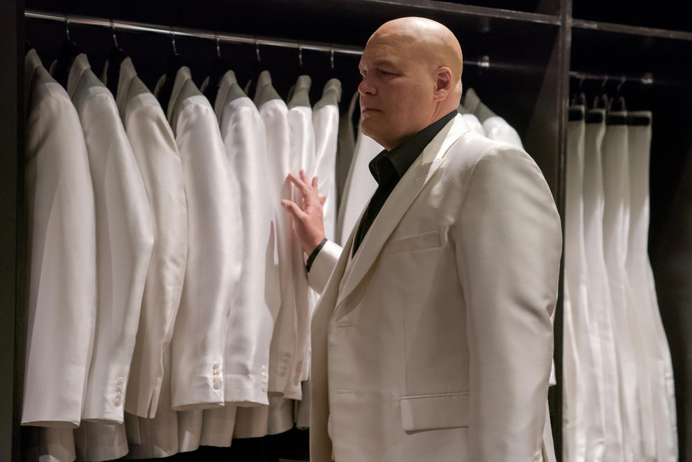 Vincent D'Onofrio as Wilson Fisk