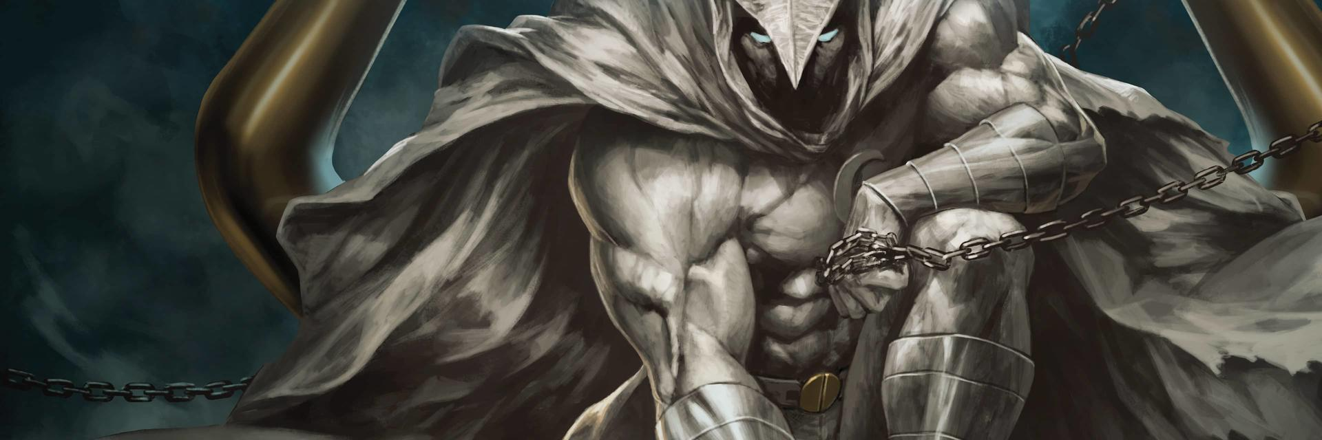 Moon Knight (Marc Spector) | Characters | Marvel