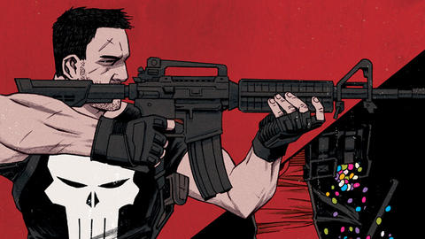 Image for Deadpool Vs. The Punisher: Two Great Tastes