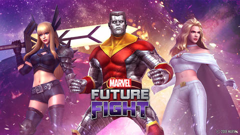 New Set of X-Men Join 'Marvel Future Fight'