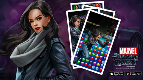Image for Piecing Together Marvel Puzzle Quest: Jessica Jones
