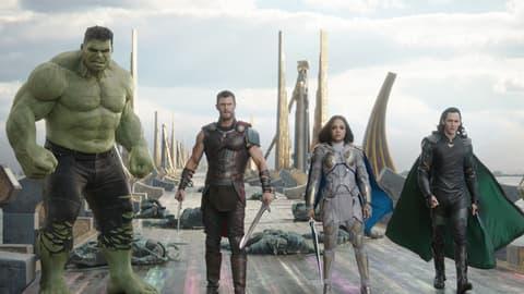 Image for Meet the Revengers in New 'Thor: Ragnarok' Featurette
