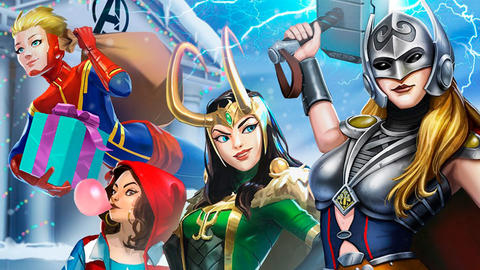 Image for Malekith Brings Eternal Winter to 'Marvel Avengers Academy'