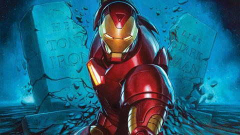 Image for Marvel Legacy: Invincible Iron Man