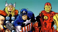 Image for Jack Kirby Week: Top Characters