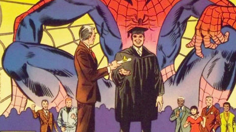 Image for Schooling Spider-Man: College Commencement