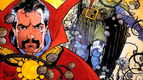 Image for The Spells of Doctor Strange: Triumph and Torment