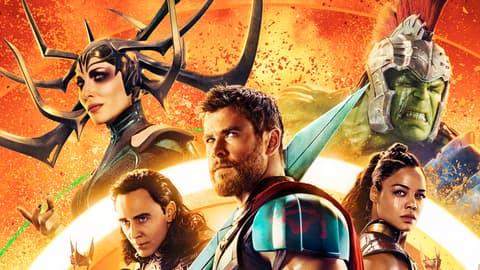 Image for Marvel Studios' 'Thor: Ragnarok' Debuts New IMAX Poster
