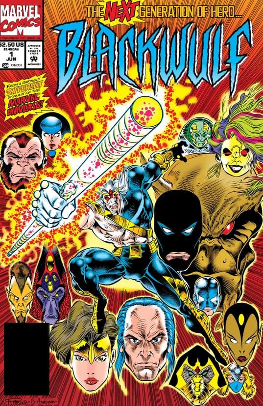Blackwulf (1994-1995) #1