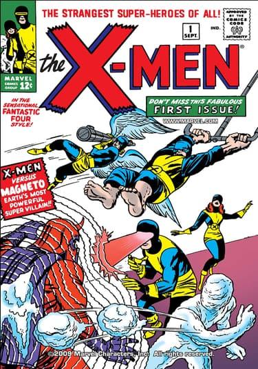UNCANNYX-MEN#1