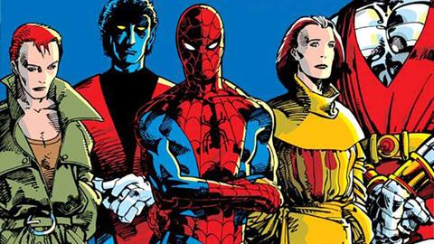 Image for The History of Spider-Man: 1985