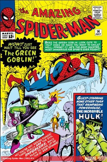 AMAZING SPIDER-MAN#14