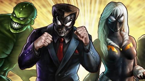 Venom Inc  Wreaks Havoc Across 'Spider-Man Unlimited'   News