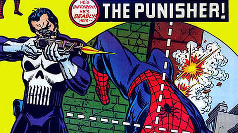 Image for Flashback Friday: The Punisher