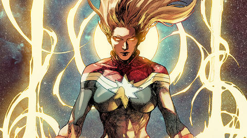 Image for Marvel Studios' 'Captain Marvel' Finds its Directors