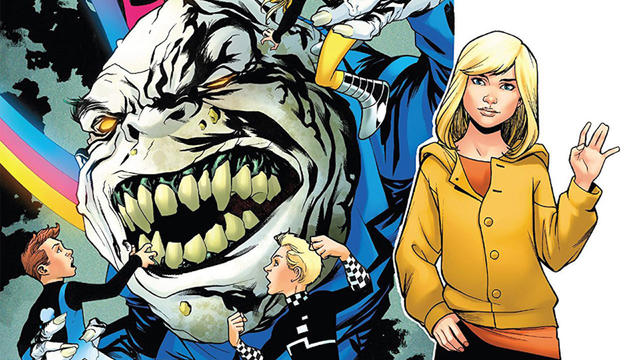 Image for Flashback Friday: Power Pack