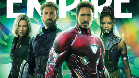 Image for Empire Magazine Reveals Six Different 'Avengers: Infinity War' Covers