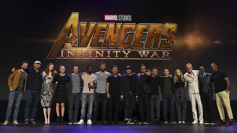 Image for D23 Expo Spotlight: 'Avengers: Infinity War' at Disney Live Action Films Panel
