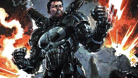 Image for Punisher: Dressed for War