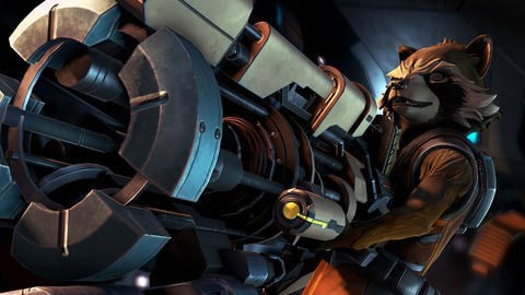 Image for Marvel's Guardians of the Galaxy: The Telltale Series Now Available