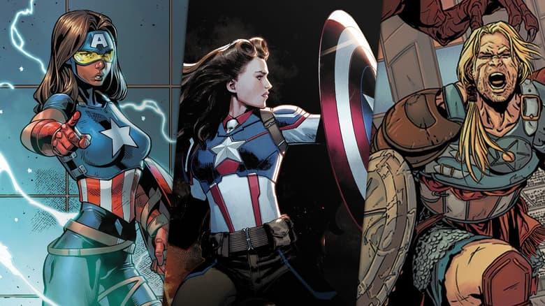 Caps of the Multiverse unite!