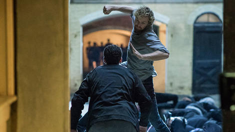Image for 'Marvel's Iron Fist' Season 2 on the Way