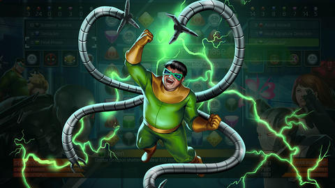 Image for Piecing Together Marvel Puzzle Quest: Doctor Octopus