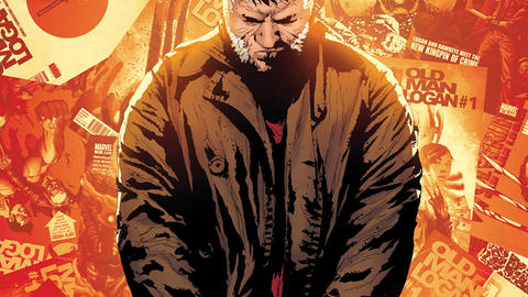 Image for Saying Goodbye to Old Man Logan