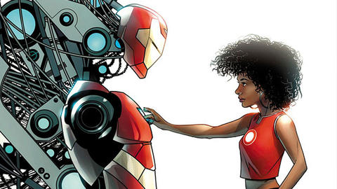 Image for Black History Month: Ironheart