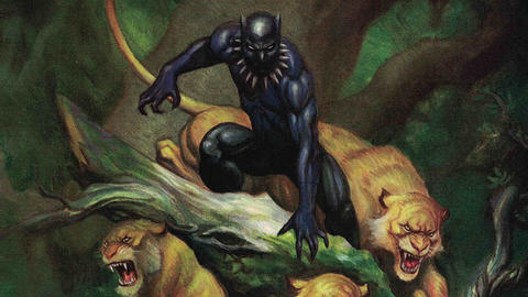 Image for Follow the History of the Black Panther Pt. 40