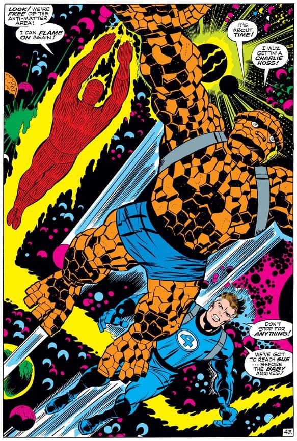 Fantastic Four Annual #6