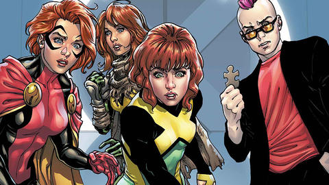 Image for Jean Grey: Phoenix Force to Be Reckoned With