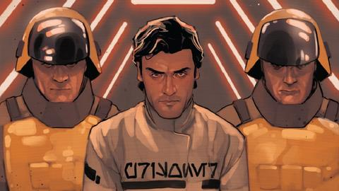 Image for Star Wars Spotlight: Poe Dameron – Lockdown