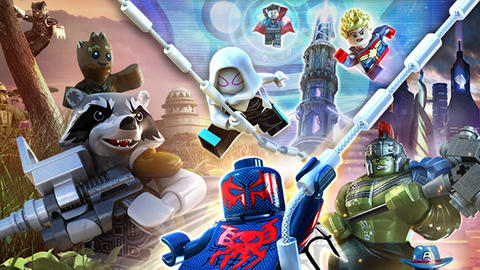 Image for LEGO Marvel Super Heroes 2 Coming This Fall