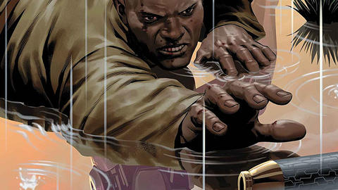 Image for Mace Windu: The Party's Just Beginning
