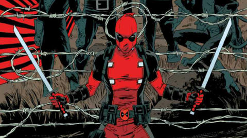 Image for The Five Craziest Deadpool Comics