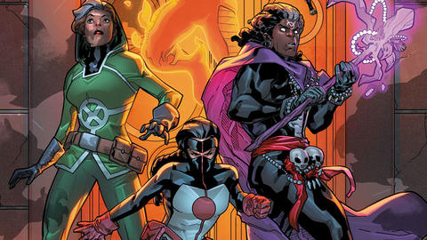Image for Uncanny Avengers: Braving the Secret Empire