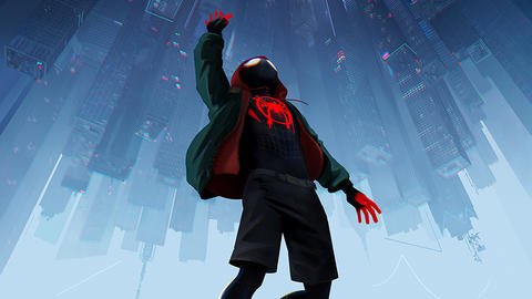 Image for See the First Full Trailer for 'Spider-Man: Into the Spider-Verse'