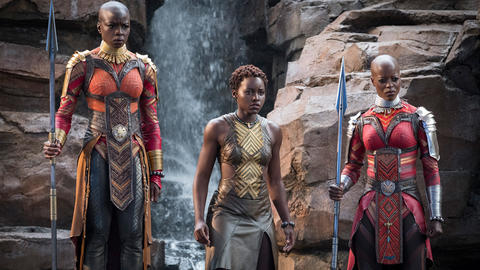 Image for How The Costumes of 'Black Panther' Brought The World of Wakanda to Life