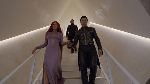 Image for 'Marvel's Inhumans' Debuts First Official Trailer