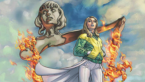 Image for Jean Grey and Emma Frost Are Ready for a Mental Showdown